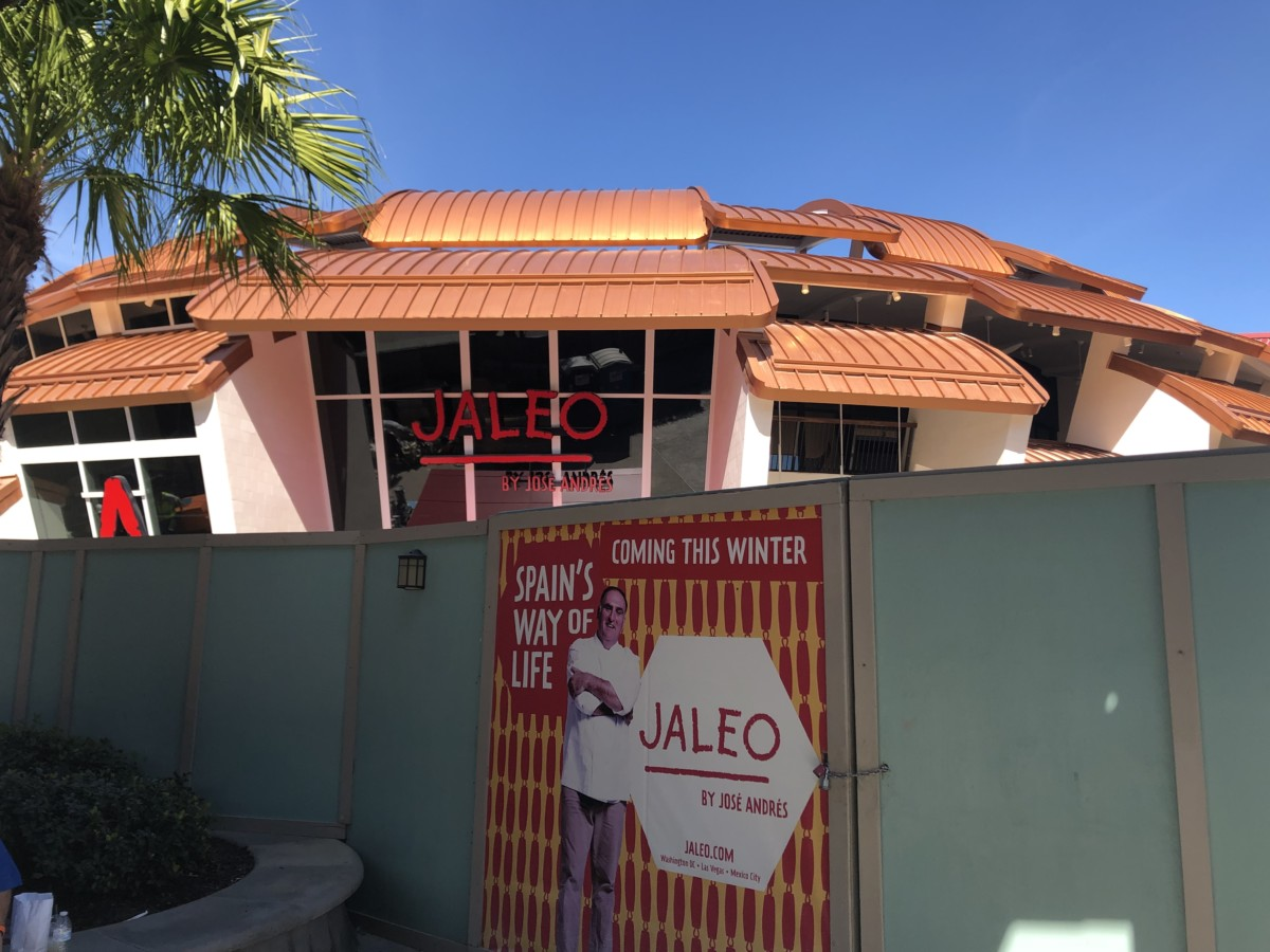 Construction Update at Disney Springs! (photos) 8