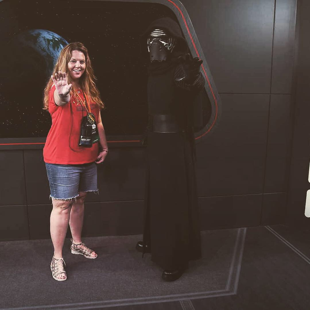 The Star Wars Guided Tour at Disney's Hollywood Studios! 7