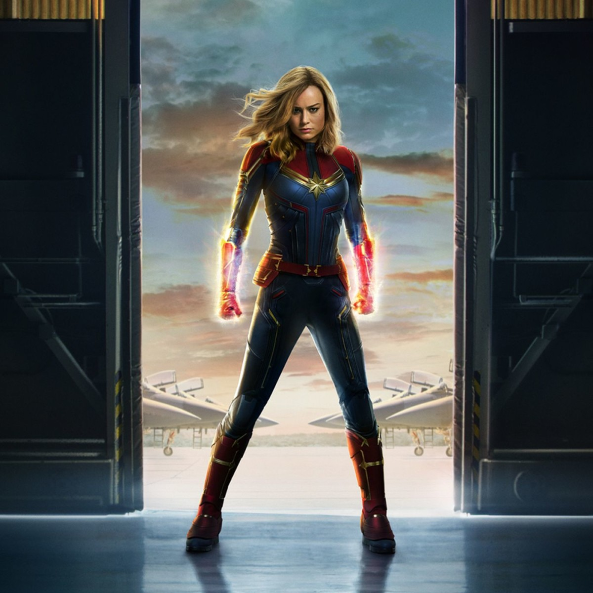 Marvel Studios Captain Marvel Big Game TV Spot 1