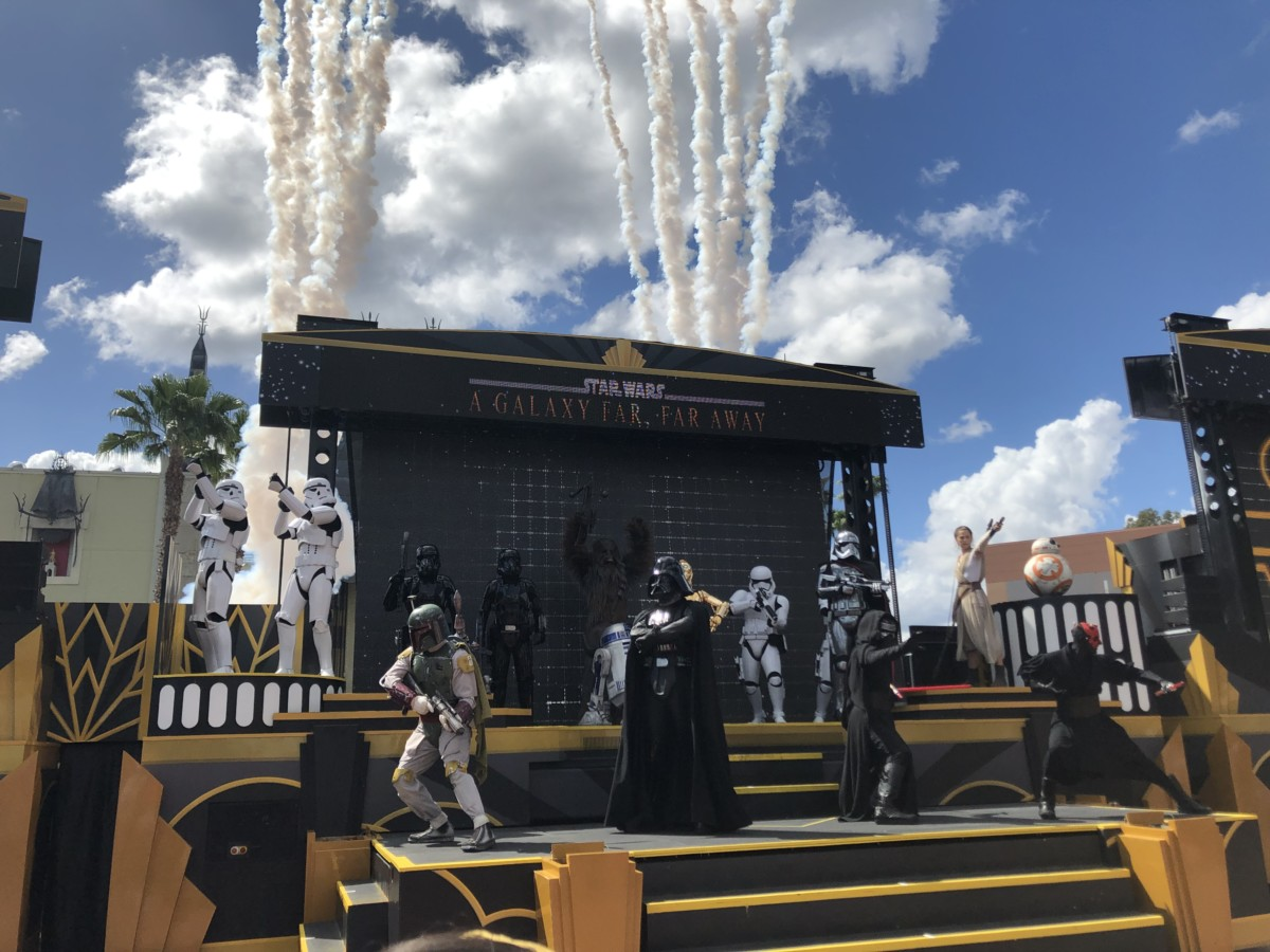 The Star Wars Guided Tour at Disney's Hollywood Studios! 2