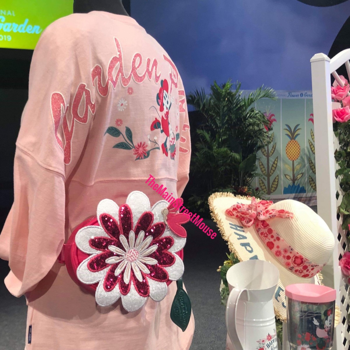 See a Sneak Peek at the Food and Merch Offerings for the 2019 Epcot International Flower and Garden Festival! #FreshEpcot 9