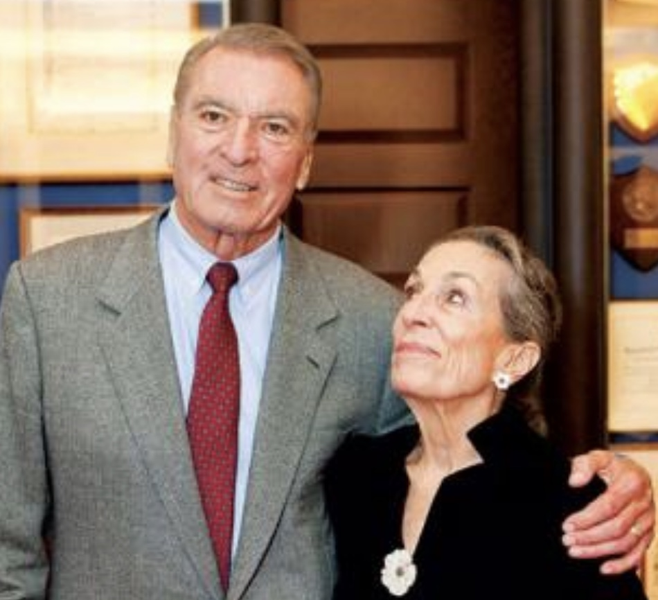 Remembering former Disney CEO and husband of Diane Disney Miller,  Ron Miller 1