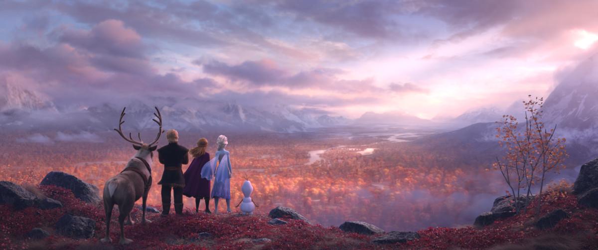 """FROZEN 2"" Teaser Trailer & Poster Now Available @DisneyFrozen 5"