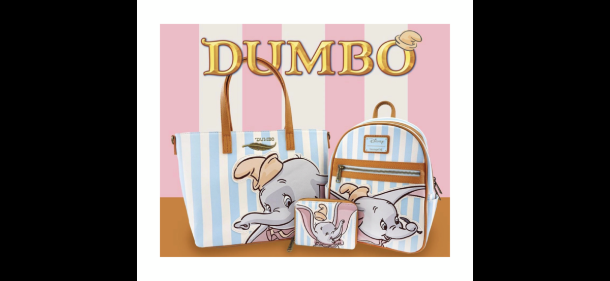 New Dumbo Collection From Loungefly 1