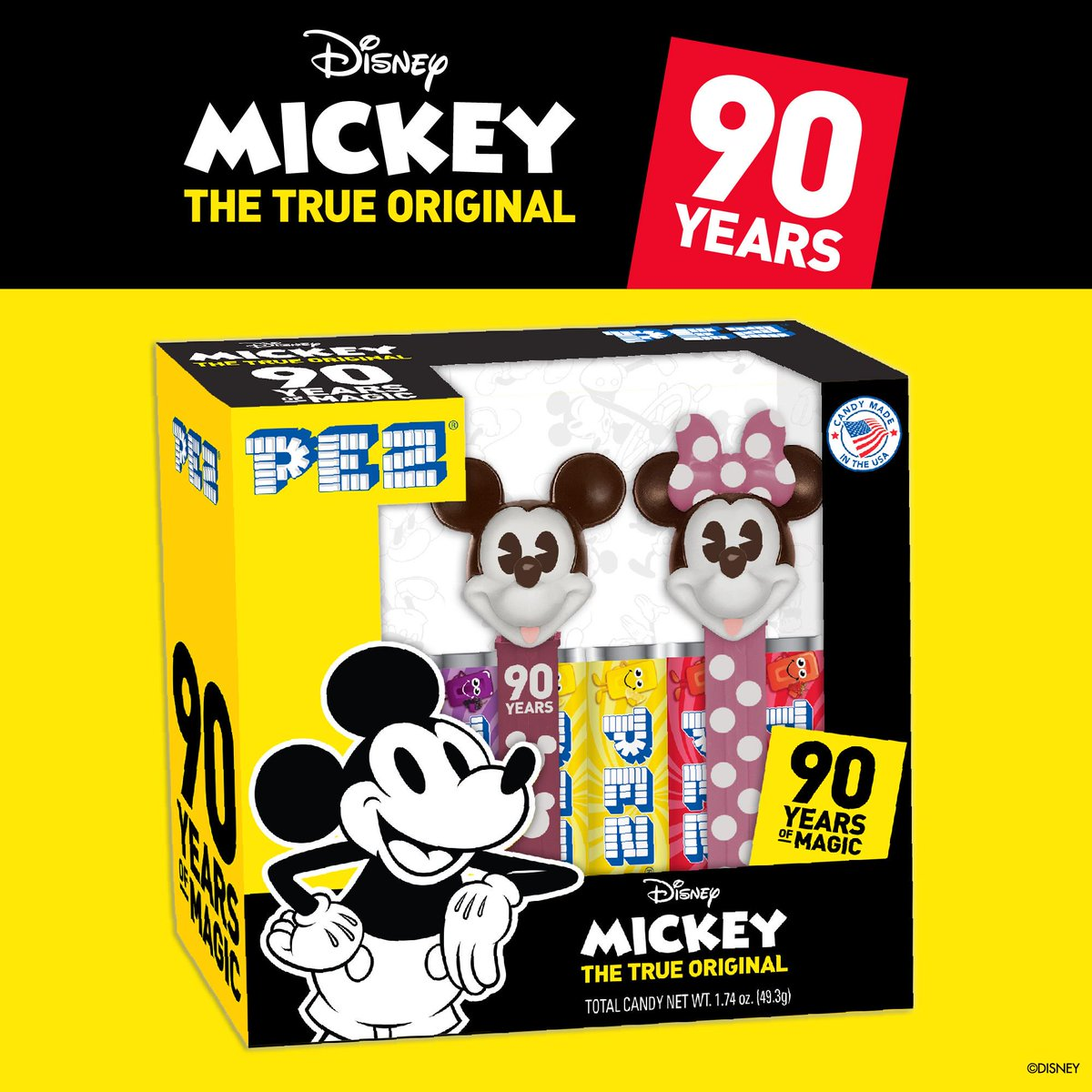 Mickey True Original Merch 1