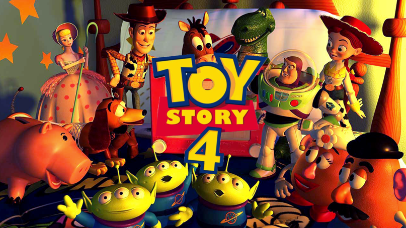 "Check Out The Final ""TOY STORY 4"" Poster & TV Spot 1"