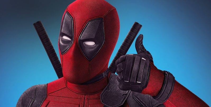 The Disney-fied Deadpool? 2
