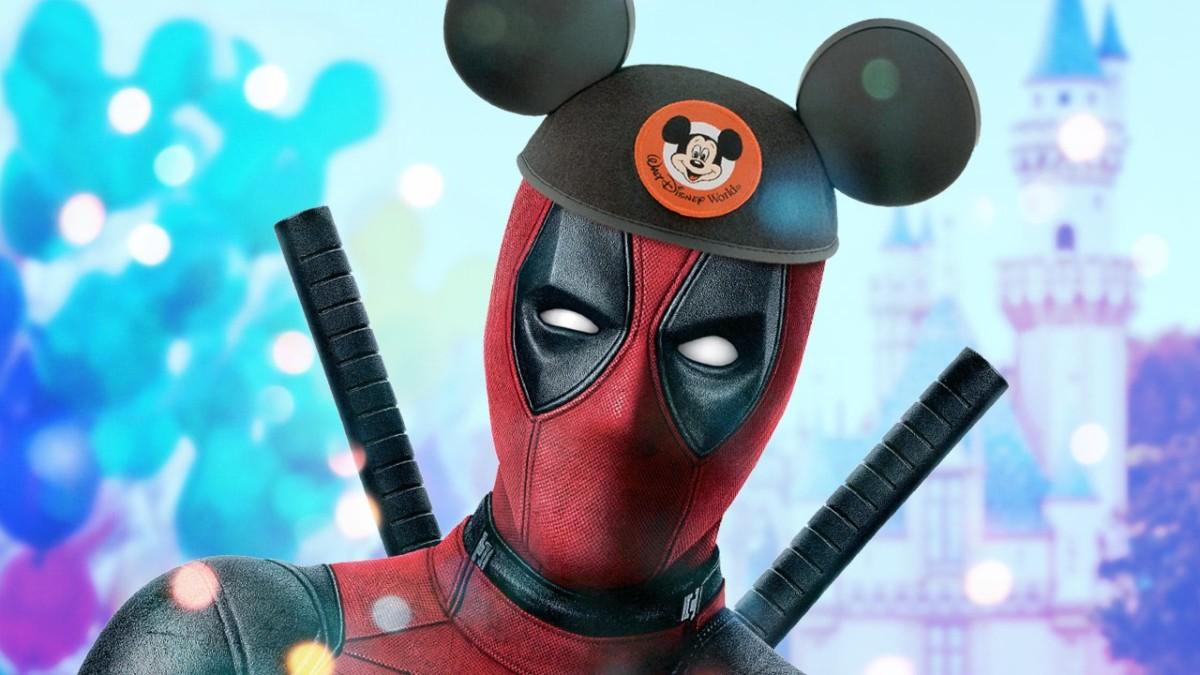 The Disney-fied Deadpool? 3