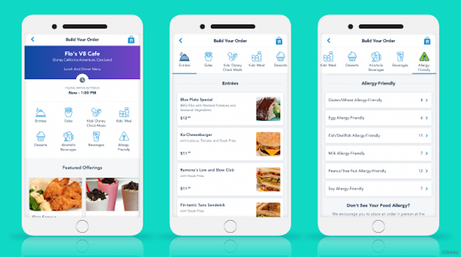 Mobile Order Experience Introduces New and Enhanced Look for Guests at Disneyland Resort and Walt Disney World Resort 9