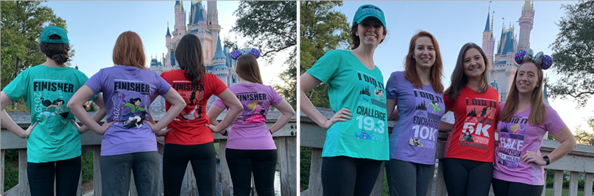 Run Your Happily Ever After with 2019 Disney Princess Half Marathon Weekend Merchandise 2