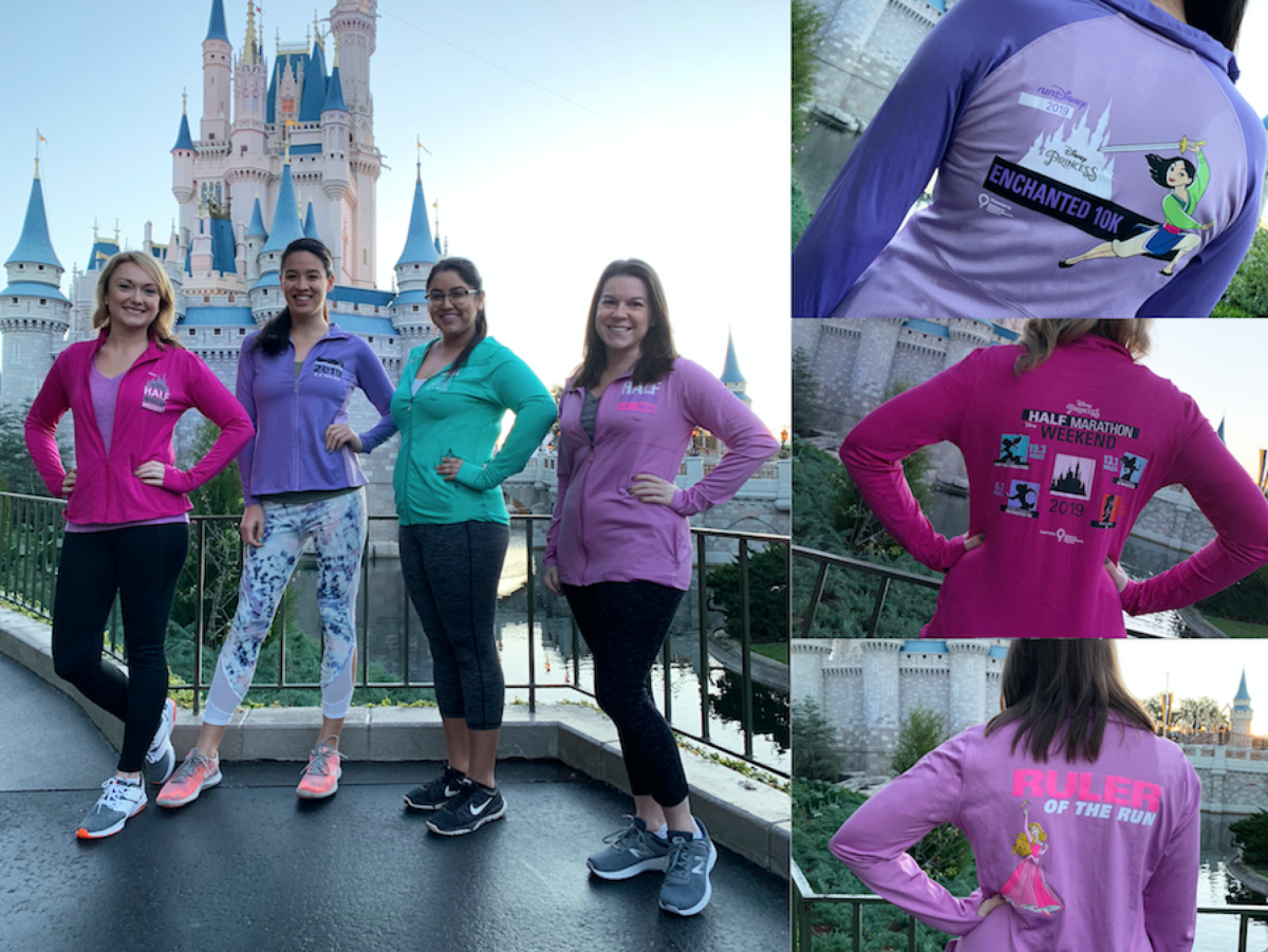 Run Your Happily Ever After with 2019 Disney Princess Half Marathon Weekend Merchandise 4