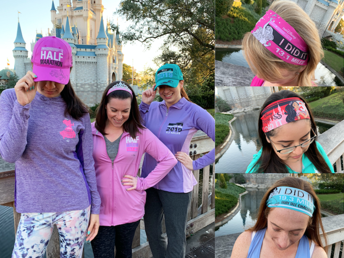 Run Your Happily Ever After with 2019 Disney Princess Half Marathon Weekend Merchandise 6