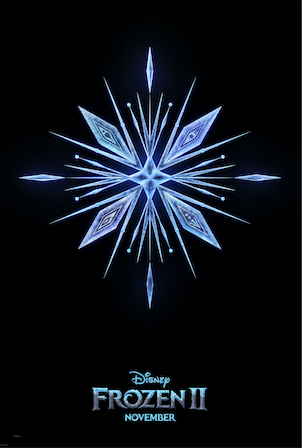 """FROZEN 2"" Teaser Trailer & Poster Now Available @DisneyFrozen 1"