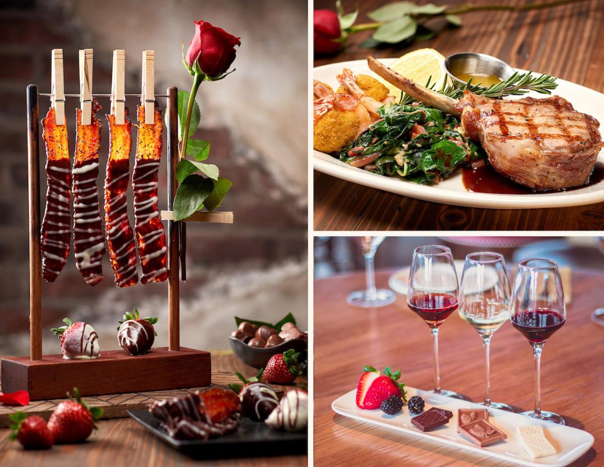 Valentine's Day Dining at Disney Springs