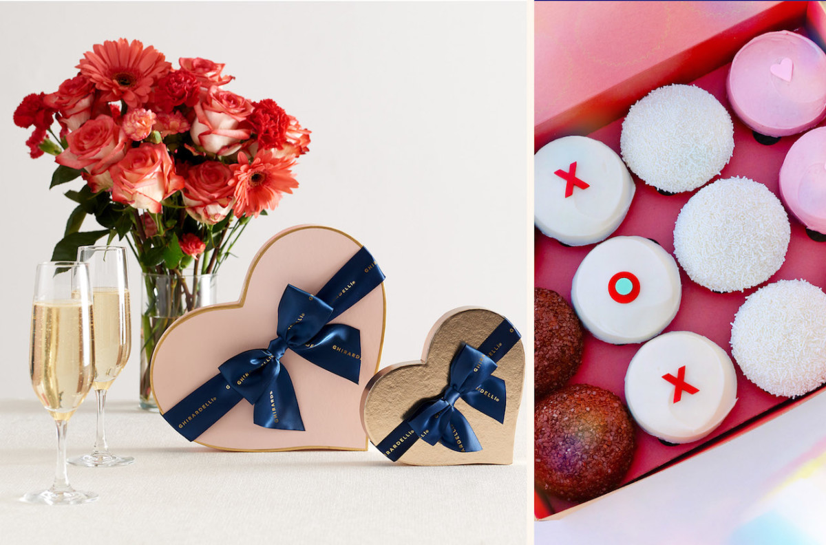 Sweets from Disney Springs for Valentine's Day