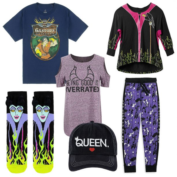New Disney Parks Merchandise Perfect for Villaintine's Day 1
