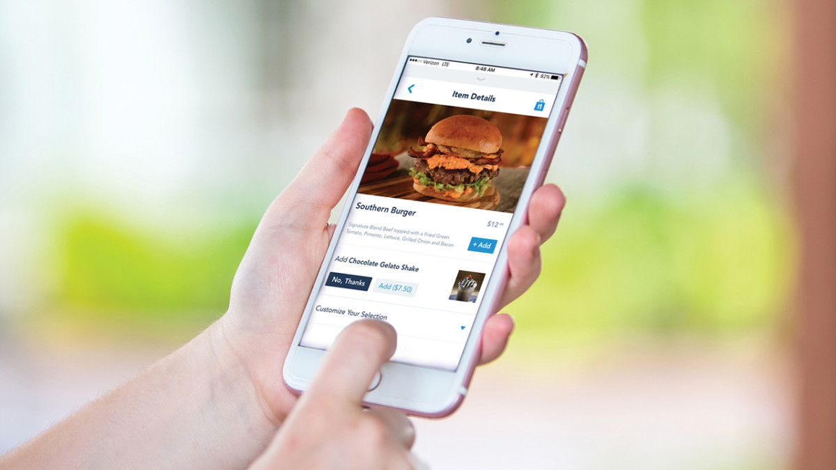 Mobile Ordering – A Game Changer for Quick Service Dining at Disney Parks 2
