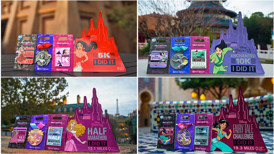 Run Your Happily Ever After with 2019 Disney Princess Half Marathon Weekend Merchandise 7