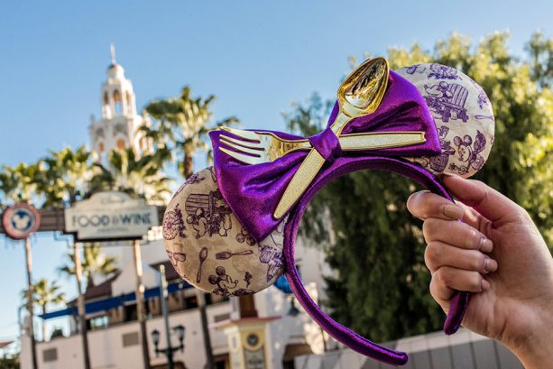 Commemorative Merchandise for 2019 Disney California Adventure Food & Wine Festival 1