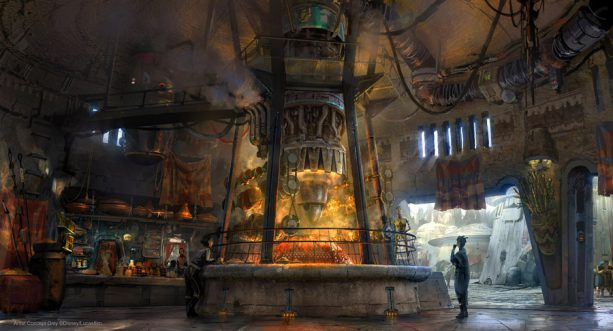 Building Batuu: New Details Released about Star Wars: Galaxy's Edge 1