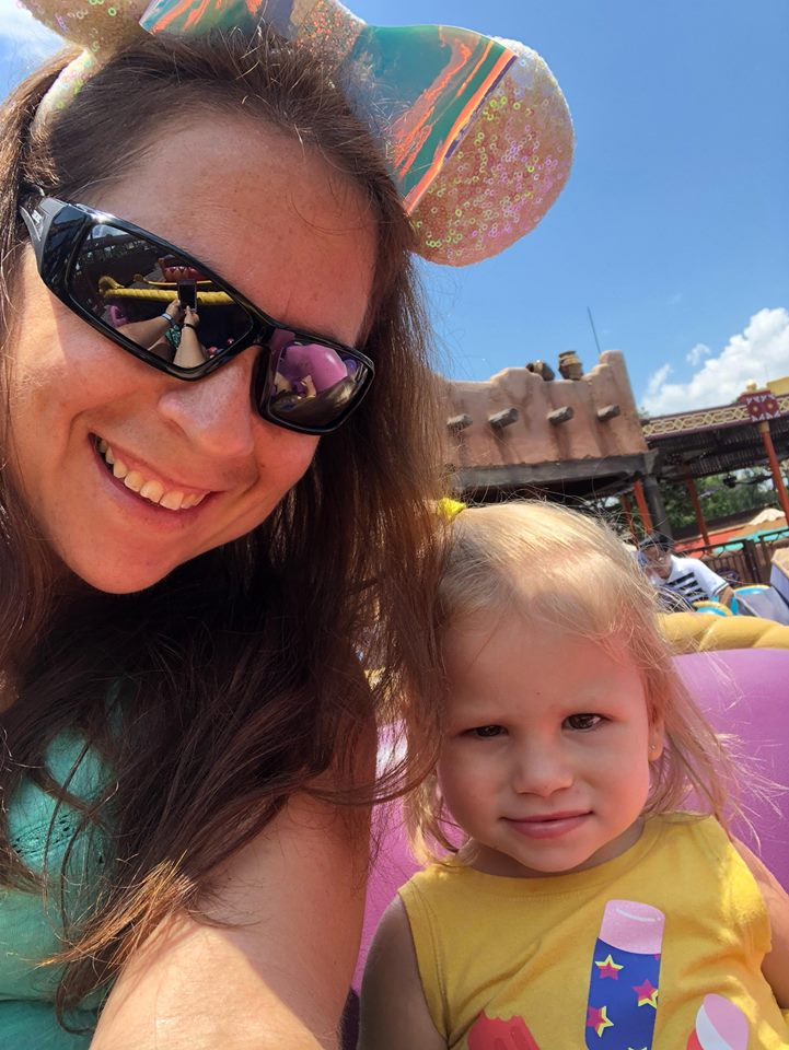 Taking Your Toddler to Disney by Michelle Perkins 1