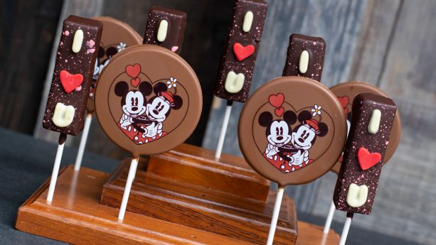 Valentine's Day Desserts from The Ganachery at Disney Springs