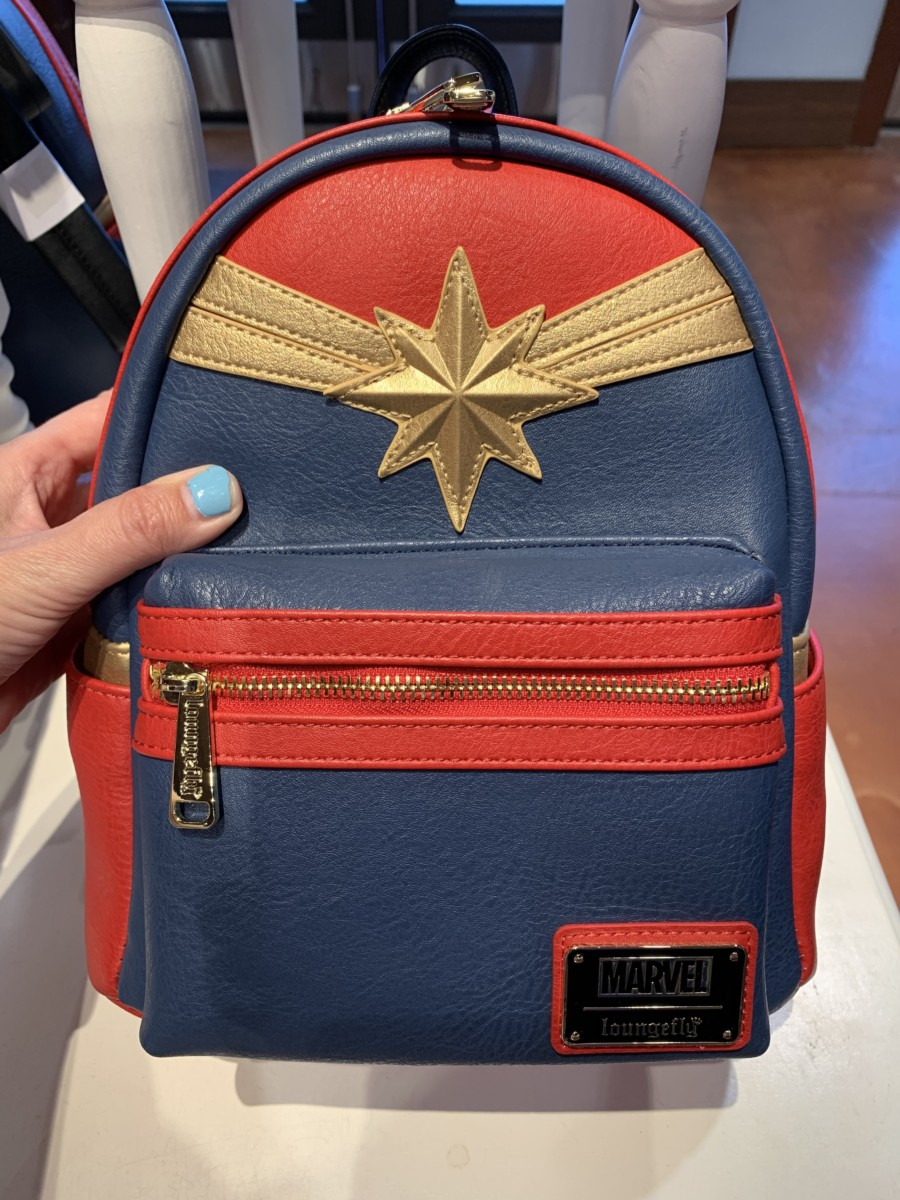 New Captain Marvel apparel will have you screaming Girl Power! #DisneyStyle 7