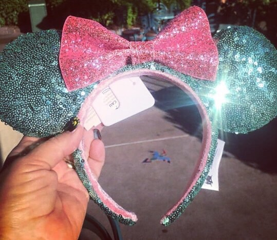 Three NEW Mouse Ear Headbands hit WDW! #DisneyStyle 4