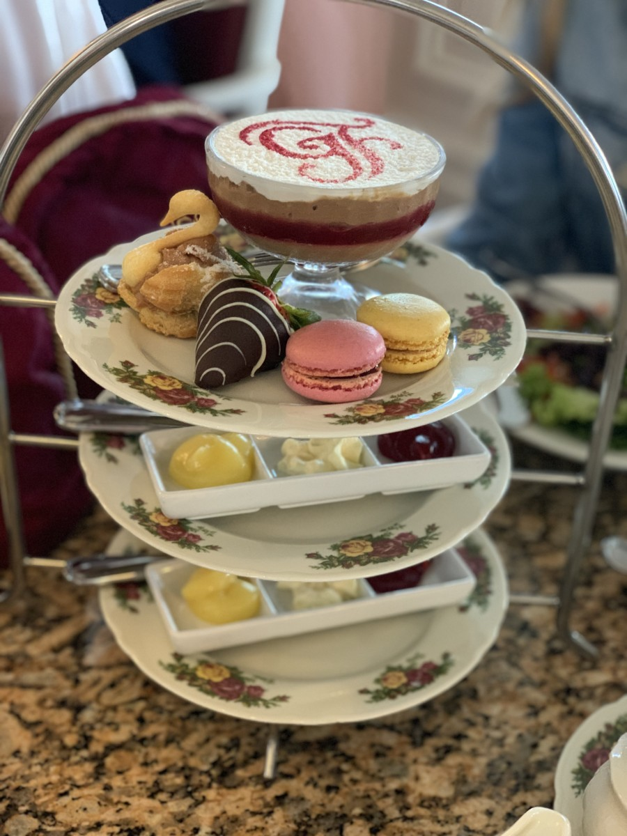 High Afternoon Tea Grand Floridian Style - Pinkies Up☕️ 8