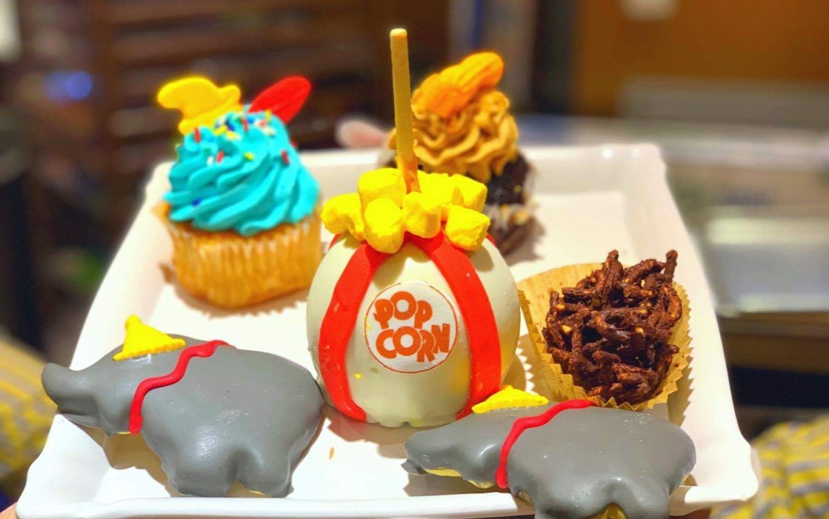 New Adorable Dumbo Treats at Magic Kingdom 22