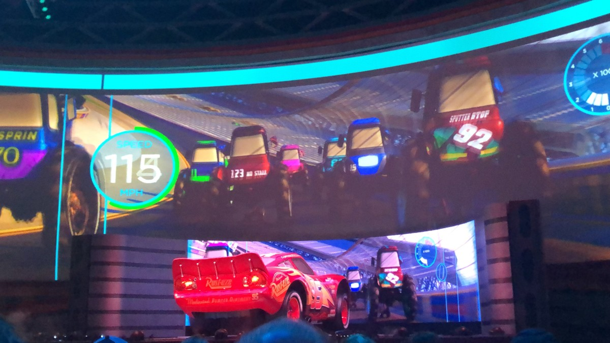 Lightning McQueen's Racing Academy Now Open at Hollywood Studios 5