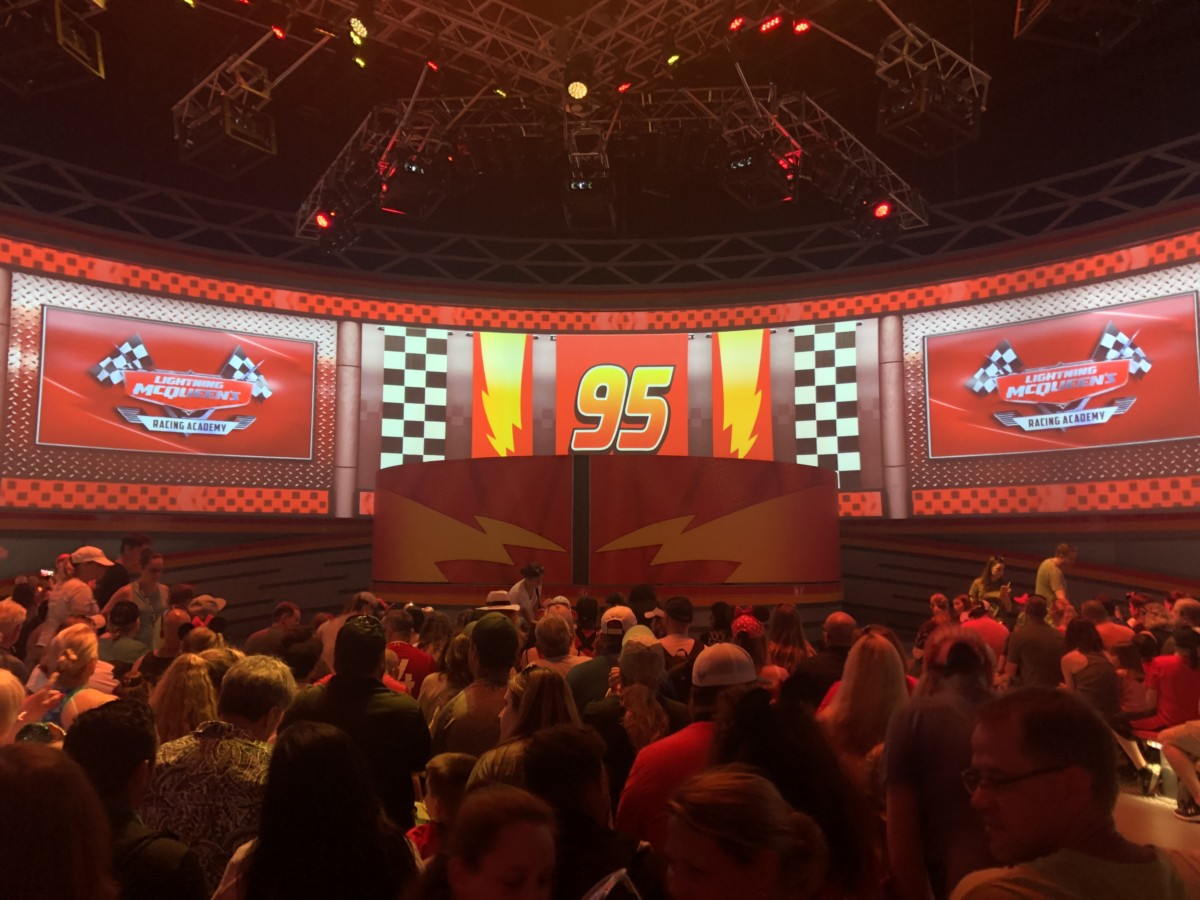 Lightning McQueen's Racing Academy Now Open at Hollywood Studios 3