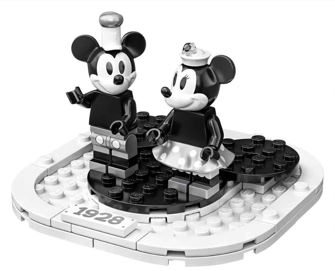 LEGO Steamboat Willie Set Reveal! Details Below! 4