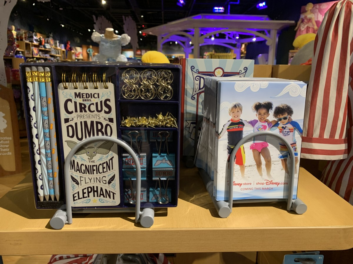 Dumbo Merchandise is Soaring In and the Nostalgia is Real #disneystyle 8