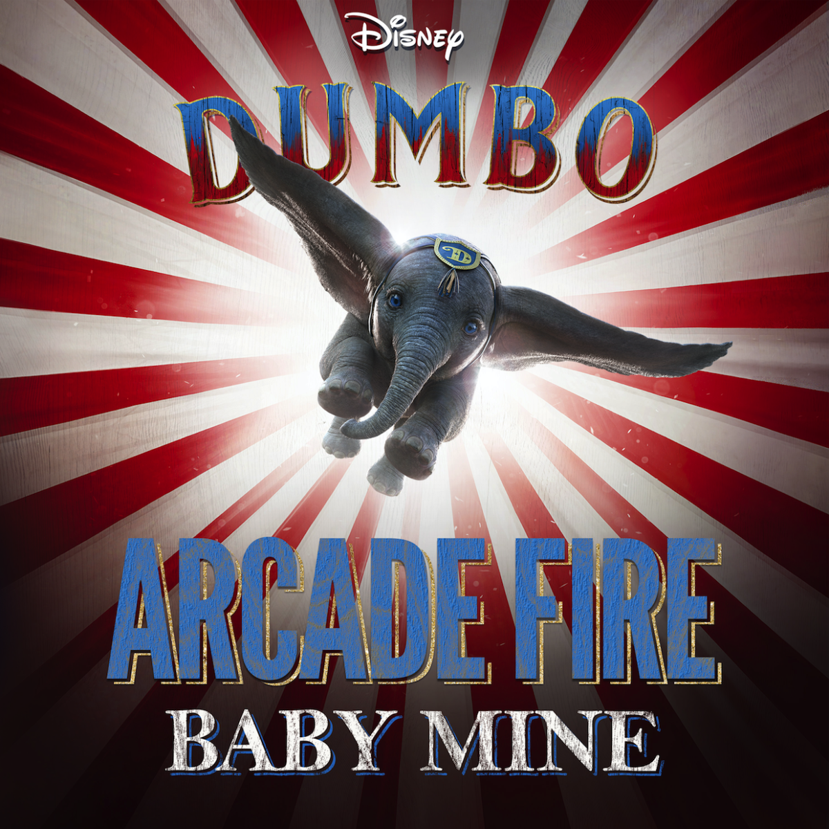 "Live-Action ""Dumbo"" to Feature Arcade Fire's End-Credit Version of ""Baby Mine"" 45"