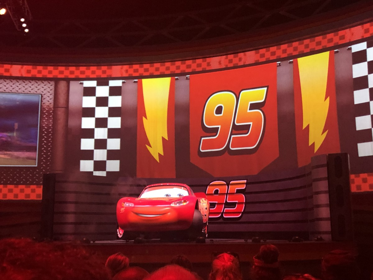 Lightning McQueen's Racing Academy Now Open at Hollywood Studios 7