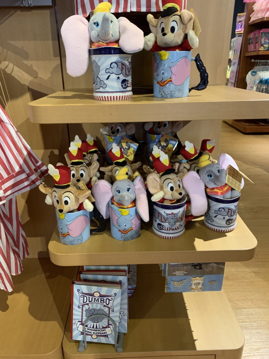Dumbo Merchandise is Soaring In and the Nostalgia is Real #disneystyle 9