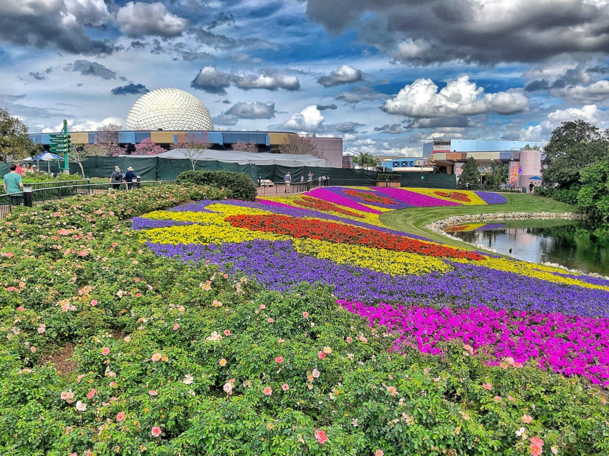 Tomorrow is Opening Day for the 2019 Epcot International Flower and Garden Festival! #FreshEpcot 5