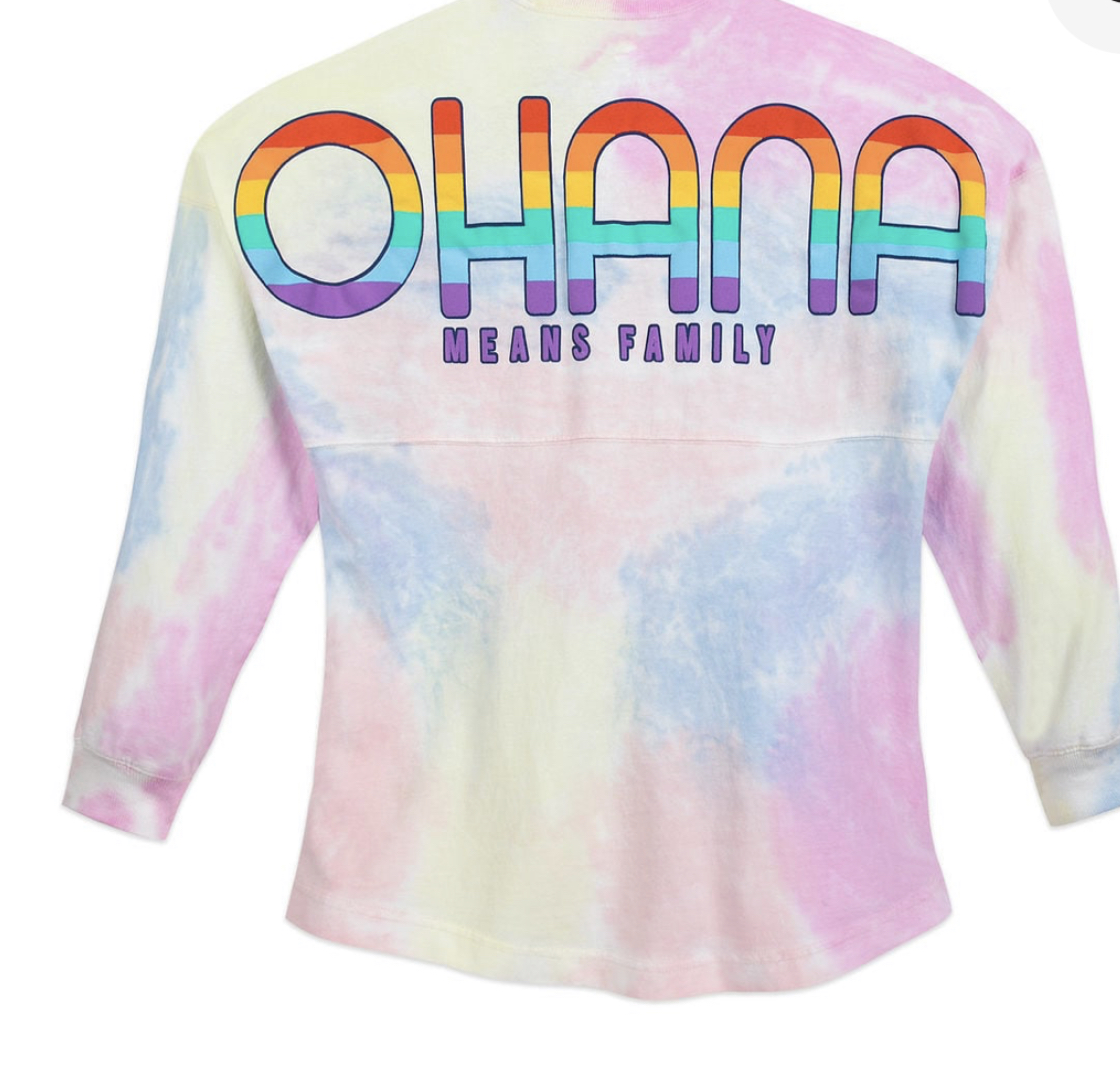 'Ohana Means Family' Stitch Spirit Jersey available now 1