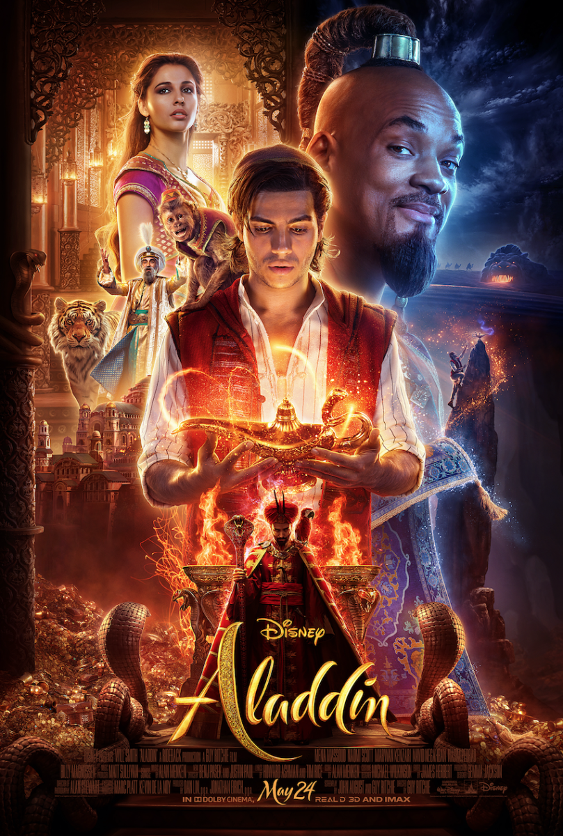 The New Trailer for Aladdin is Here! 1