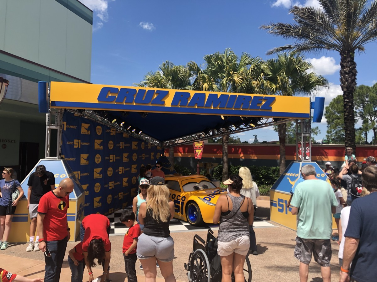 Lightning McQueen's Racing Academy Now Open at Hollywood Studios 8