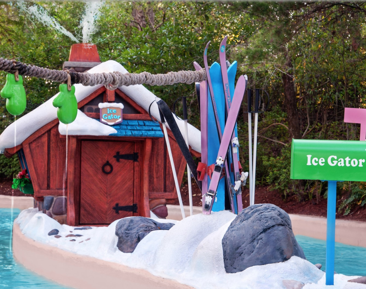 Cooling Off at Blizzard Beach 7