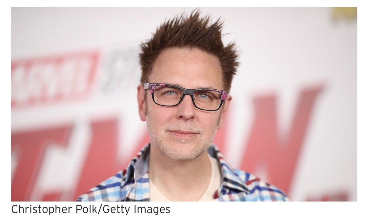 James Gunn reinstated for Guardians Of The Galaxy 3! 1