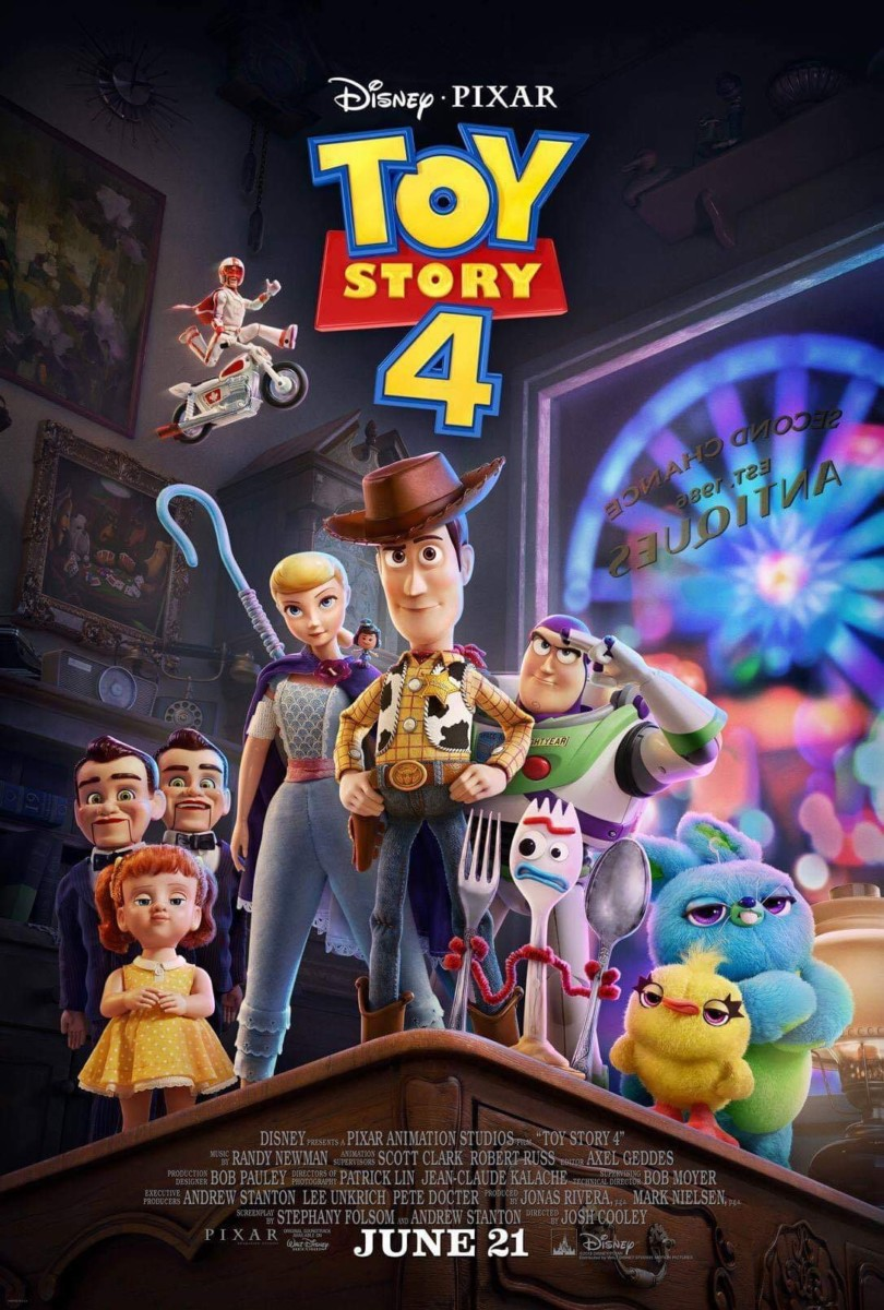 New Trailer - Toy Story 4 - Watch here! 1