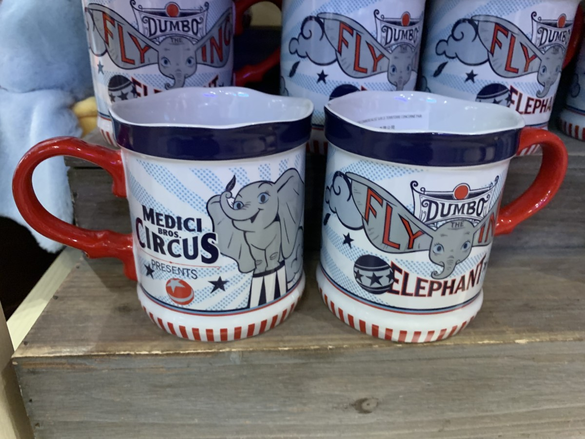 Dumbo Merchandise is Soaring In and the Nostalgia is Real #disneystyle 6