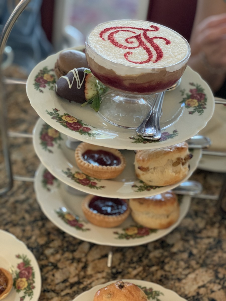 High Afternoon Tea Grand Floridian Style - Pinkies Up☕️ 5