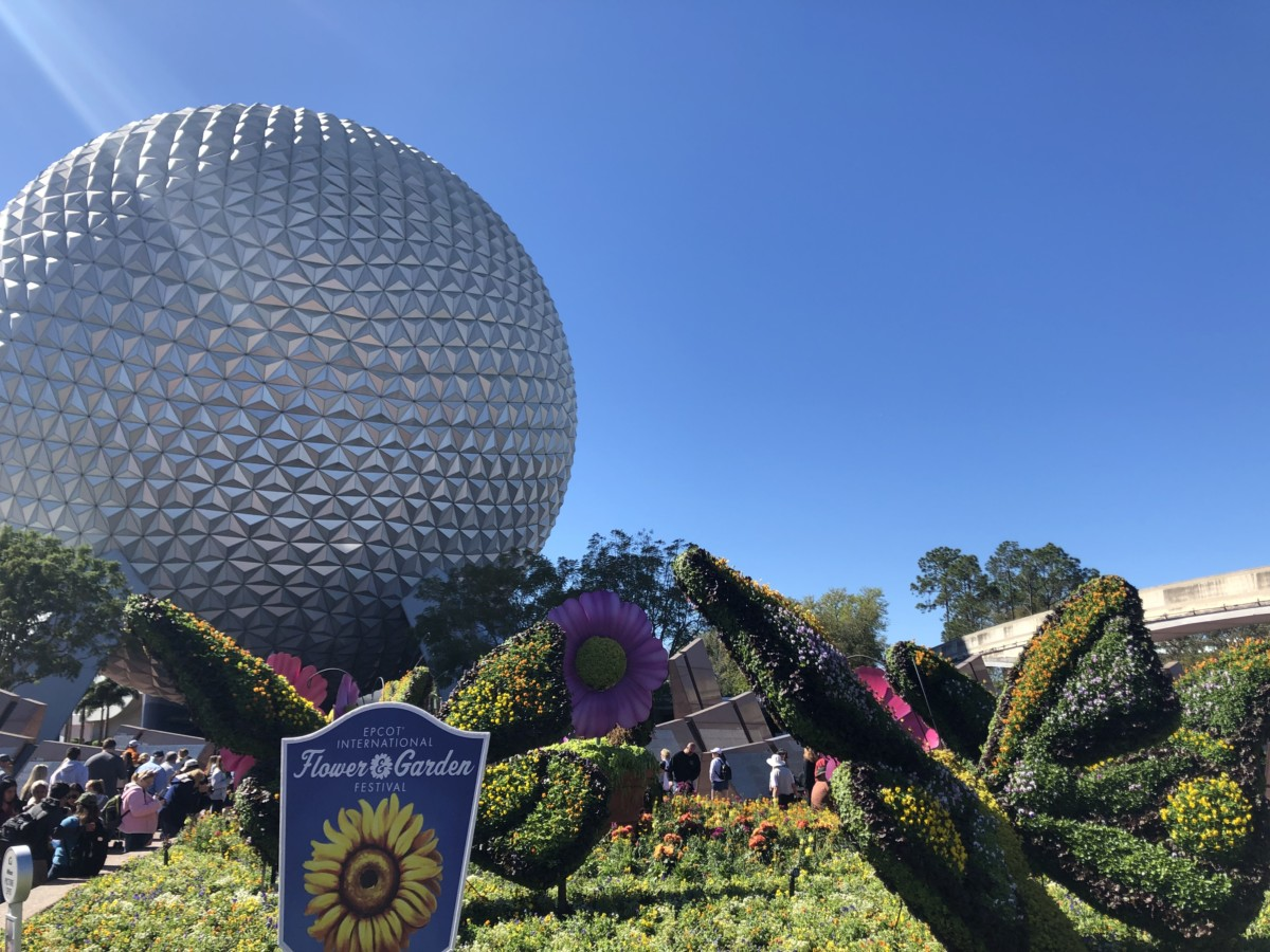 Breaking- Industrial Accident at Epcot, Sadly One Fatality 1