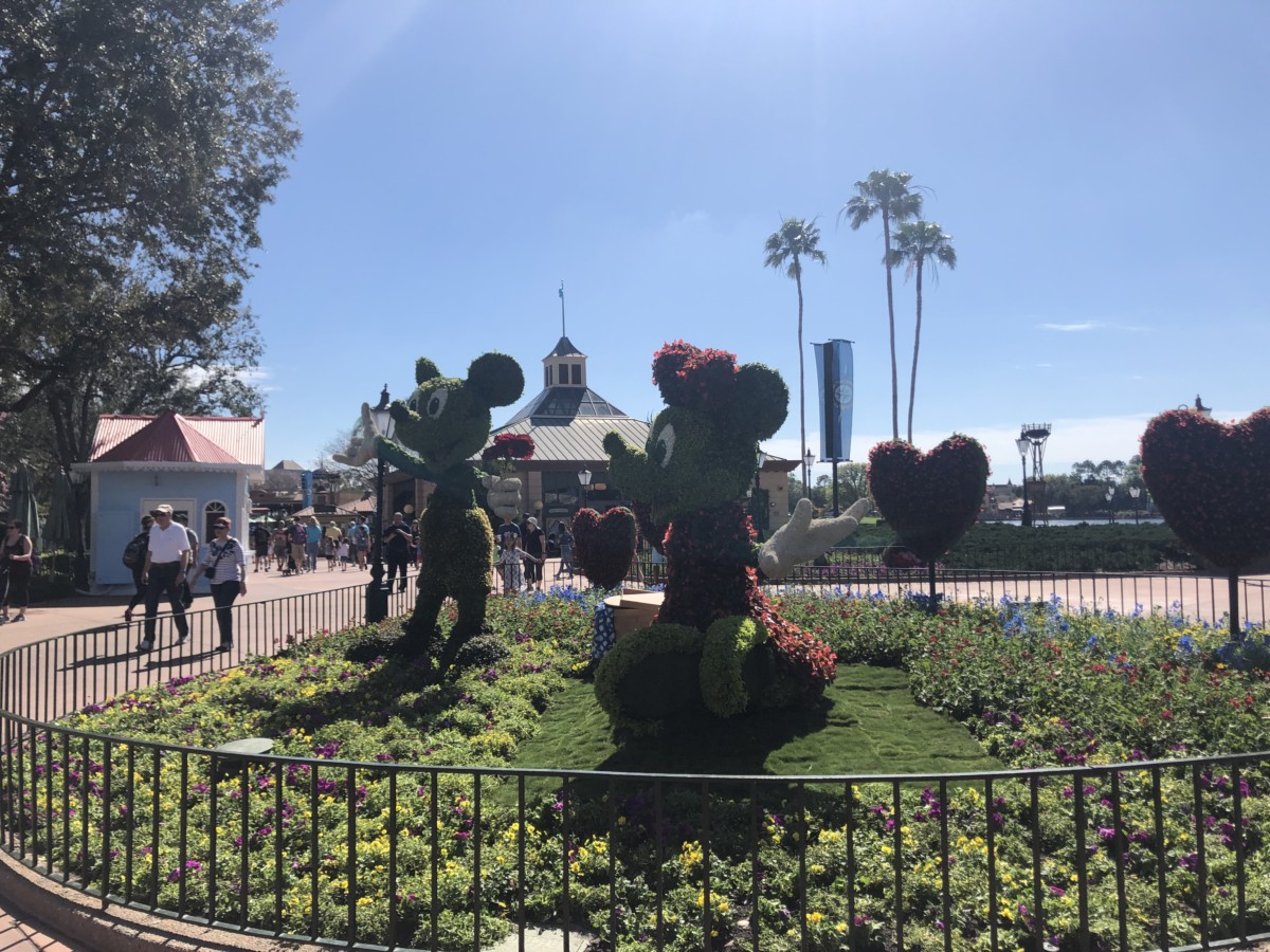 Tomorrow is Opening Day for the 2019 Epcot International Flower and Garden Festival! #FreshEpcot 53