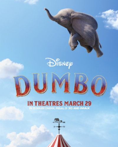 "Behind The Scenes Featurette of Disney's ""Dumbo"" 42"