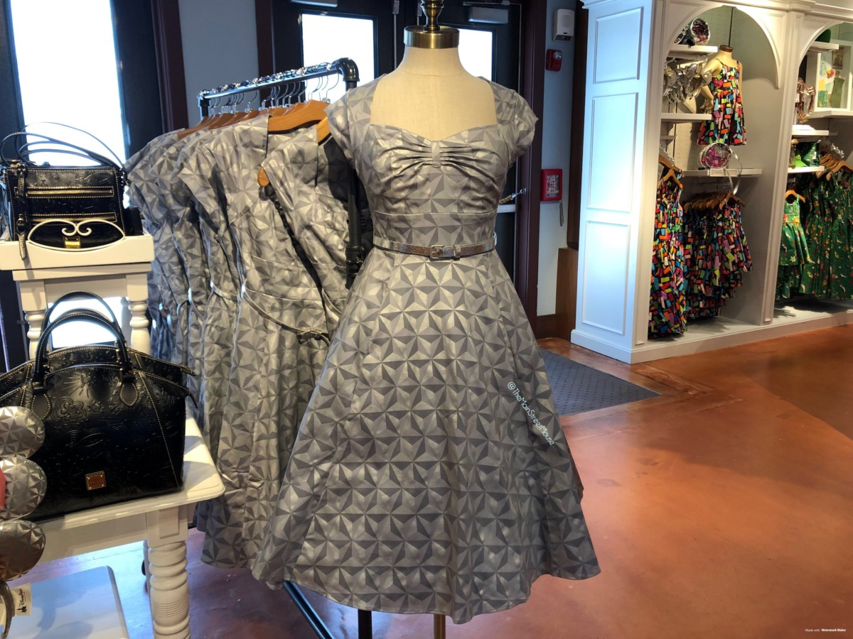 New Spaceship Earth & UP Dresses, Out Now! 2